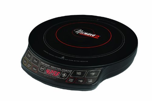 Nuwave Precision Induction Cooktop - Review