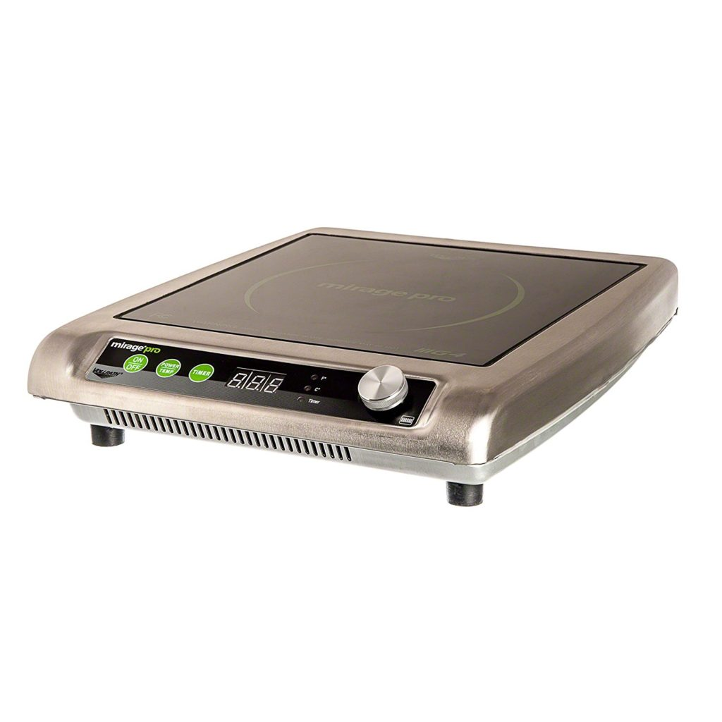 Vollrath Mirage Pro 59500P-14 Inch Countertop Induction Cooker