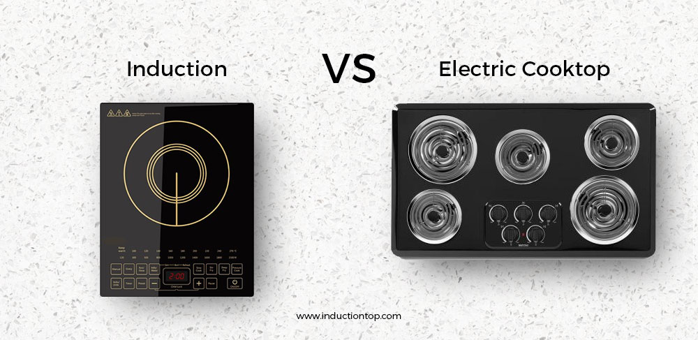 induction vs electric cooktop. Black Bedroom Furniture Sets. Home Design Ideas