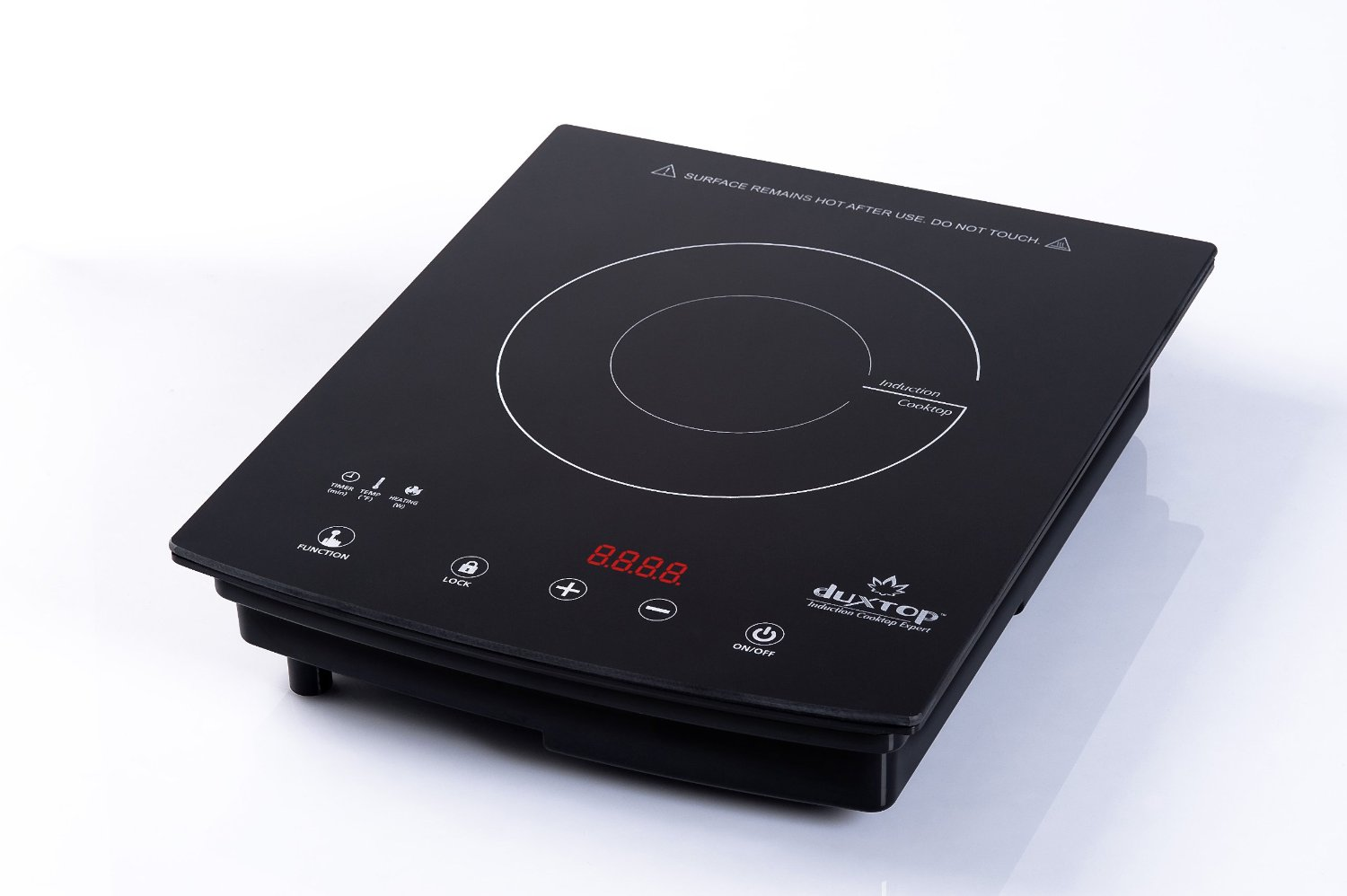 duxtop 8300st sensor touch panel induction cooktop review. Black Bedroom Furniture Sets. Home Design Ideas