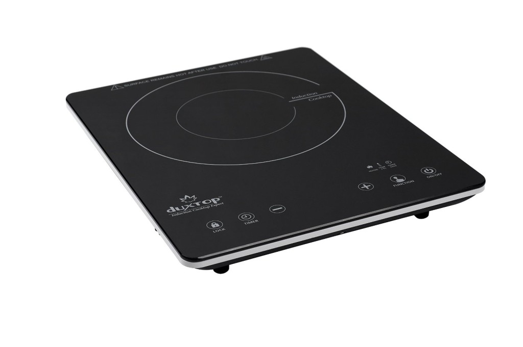 Duxtop 9300ST Ultra Thin And Full Glass Top Based Portable Induction Cooktop  U2013 Review