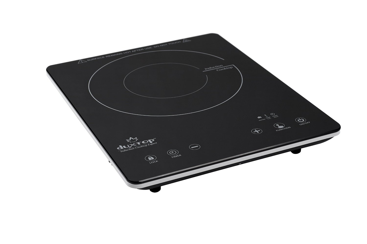 Duxtop 9300st Ultra Thin Full Glass Top Induction Cooktop