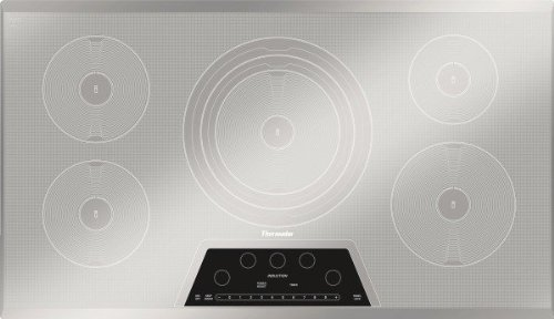 Great Thermador CIT365KM 36 Inch Masterpiece Induction Cooktop