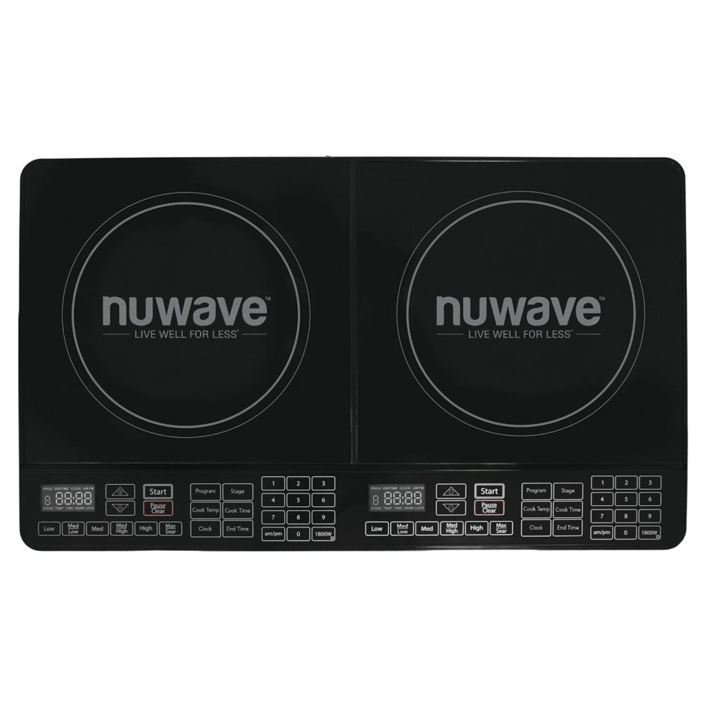 NuWave 30602 Double Precision Induction Cooktop Burner - Review