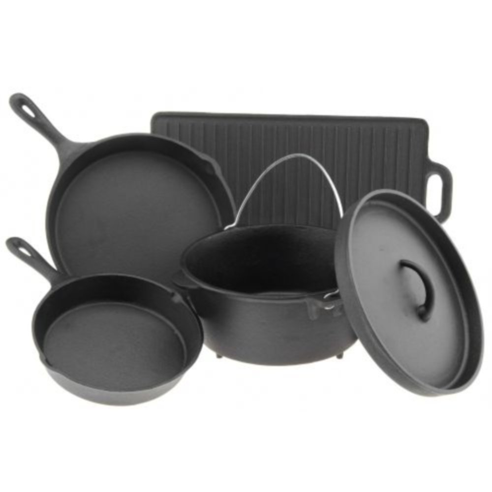 Best induction stove cookware set review different