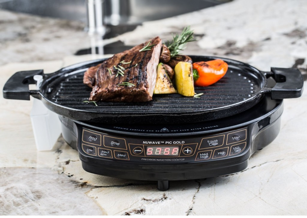 Nuwave Precision Induction Cooktop 2 Pic2 With Grill Review